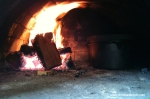 Horse braise wood fired oven