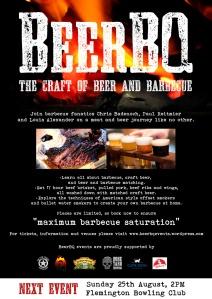 BeerBQ Invite